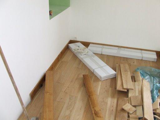 mise en place d un parquet massif coll brico info le blog de bruno catteau. Black Bedroom Furniture Sets. Home Design Ideas